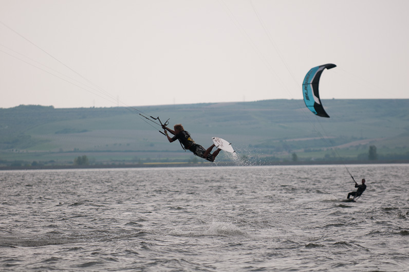 kitesurf freestyle mushow open 2011
