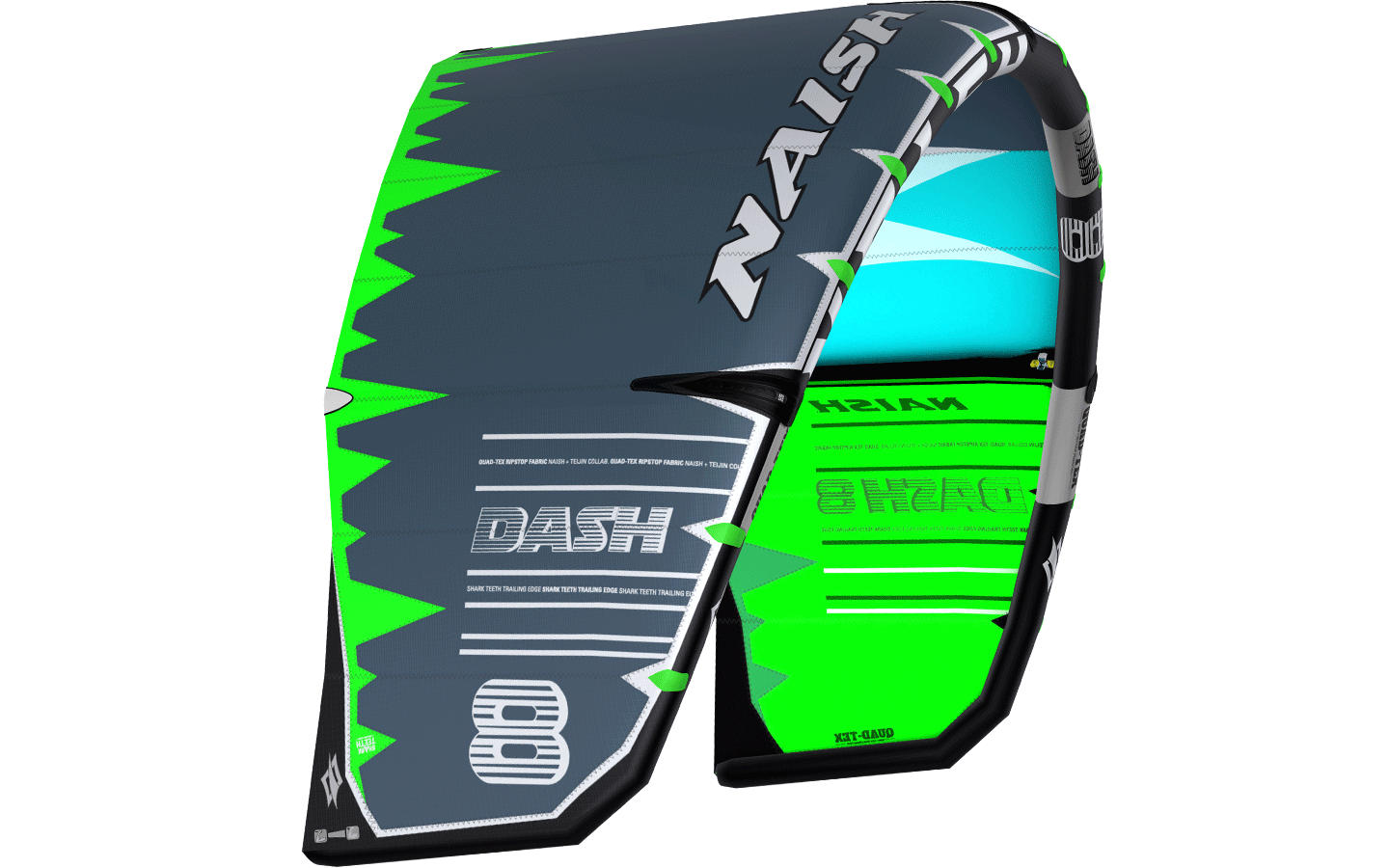 kite 2019/20 NAISH Dash - 5m