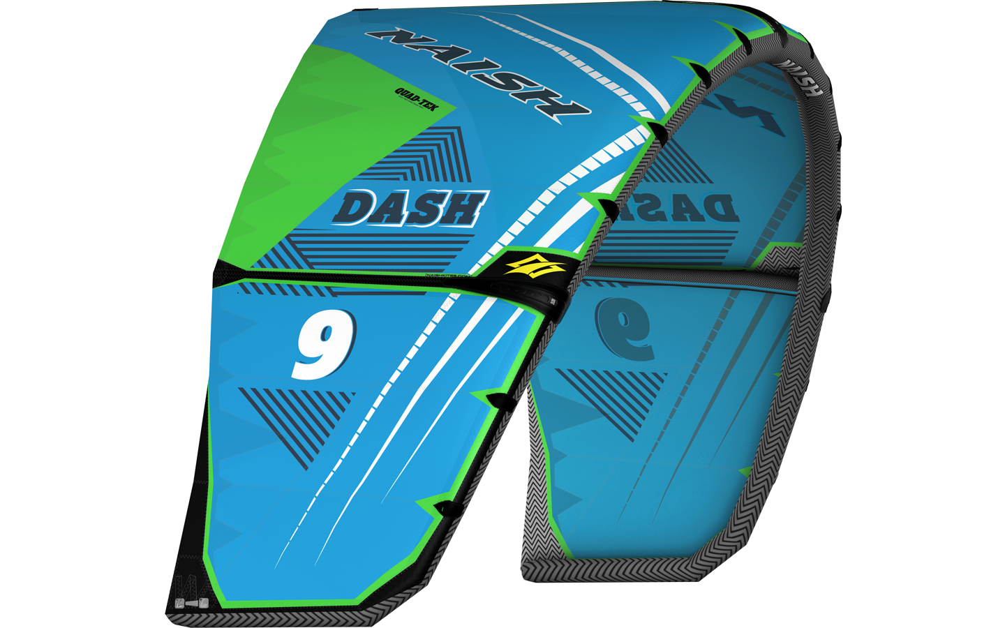 kite 2017/18 NAISH Dash 6m2