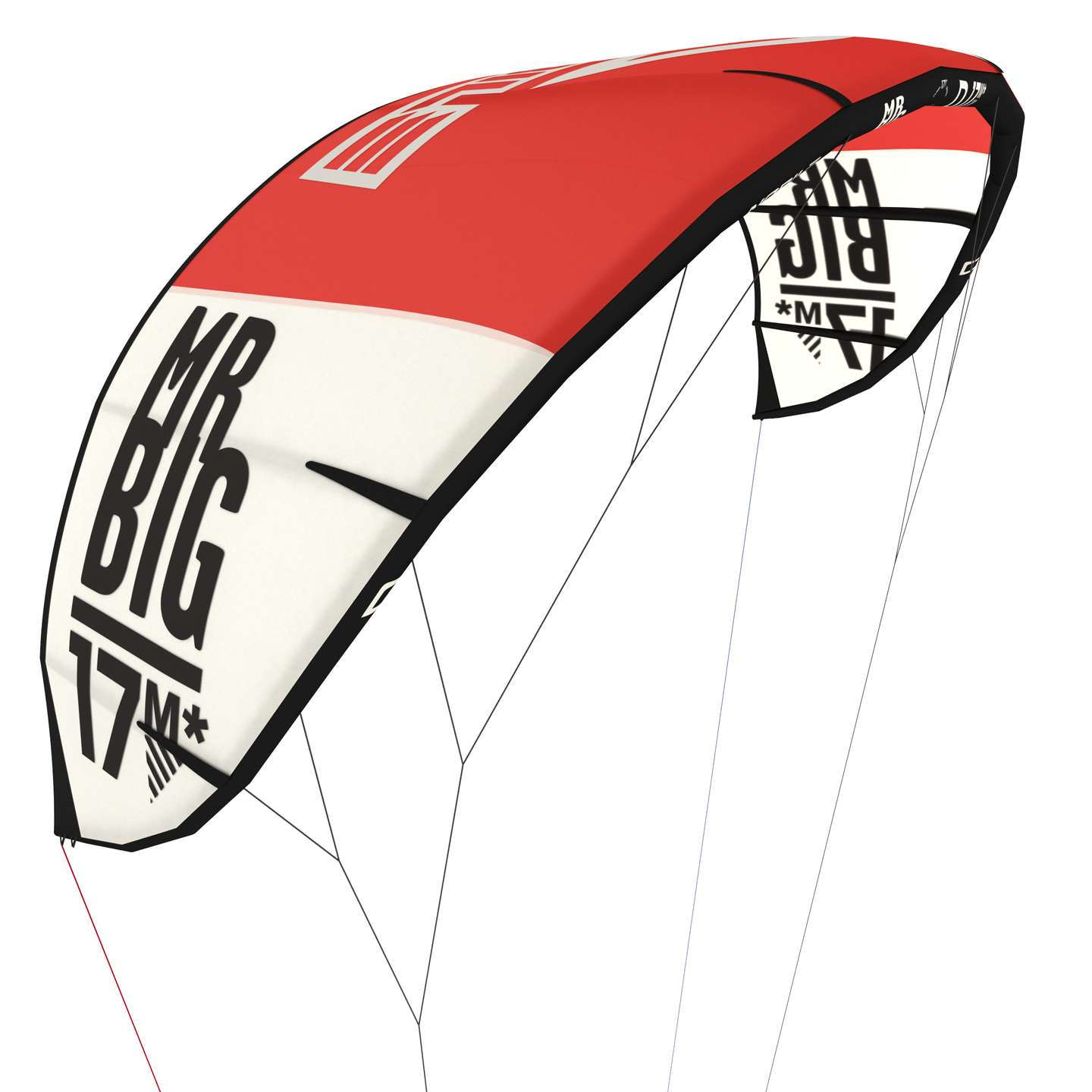 kite 2017 NOBILE MR BIG - 17m2