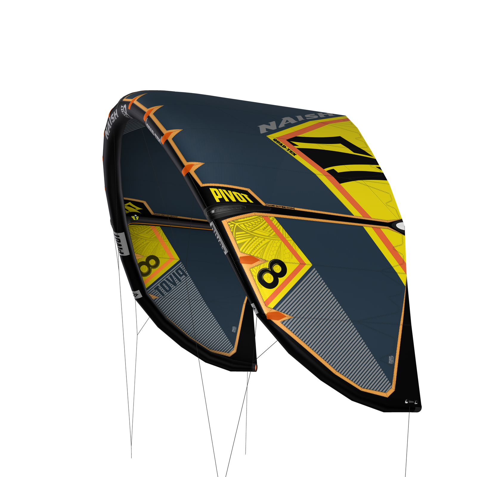 kite 2018 NAISH Pivot 5m2