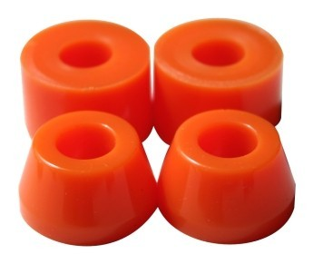 MBS Truck Bushings - Orange - Medium