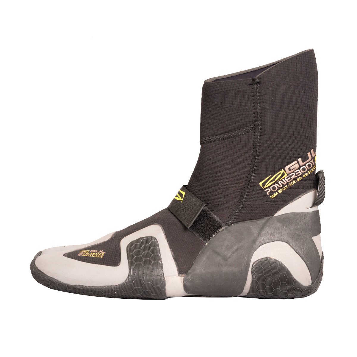 neoprénové boty 5mm '18 GUL Split Toe Power Boot - 11