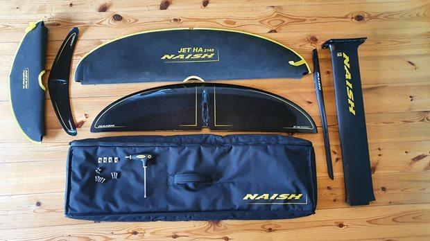 Naish foil Jet 2140 HA set