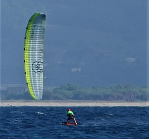 Světový pohár formula kite Gizzeria 2021 - Flysurfer VMG2