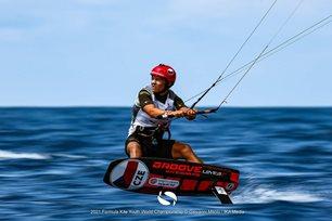 World Championship formula kite U19 2021 - Rychlý downwind