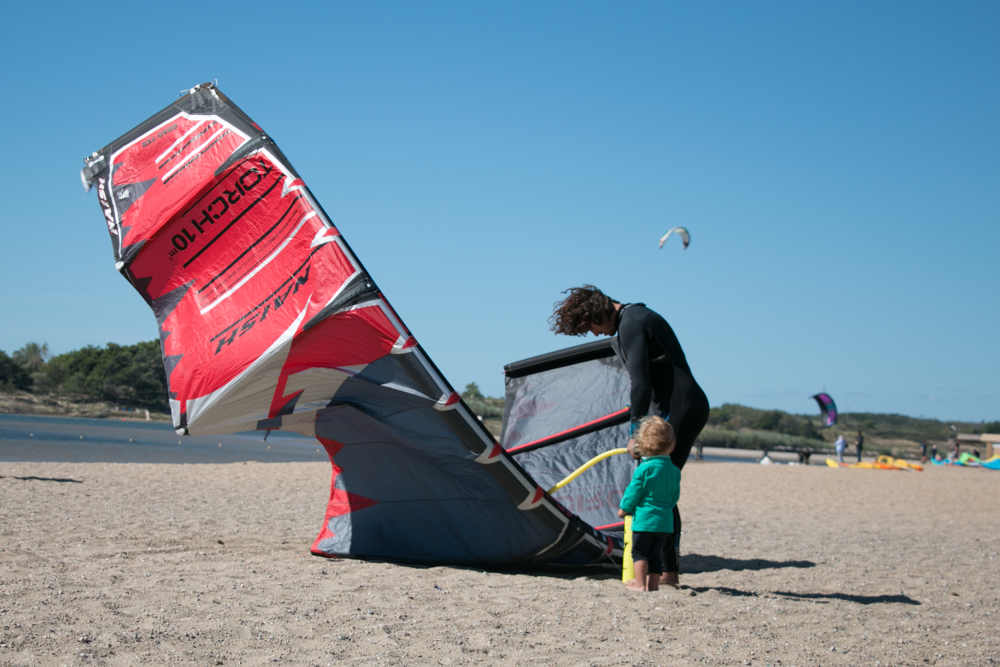 test – kite 2019 NAISH TORCH