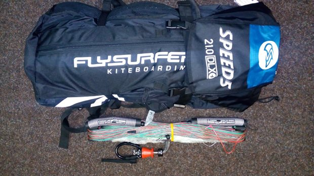 kite Flysurfer Speed 5 21m