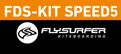 FDS kit na kite Flysurfer Speed5 - návod