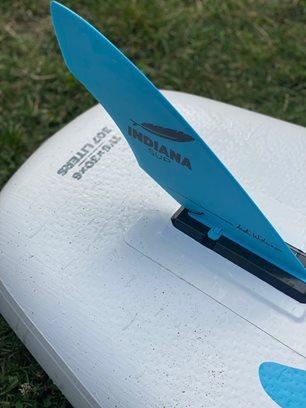 Test nejlehčího paddleboardu 7kg - INDIANA Feather - fina
